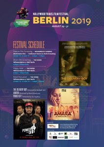 Nollywood Travel Film Festival @ THE WORD